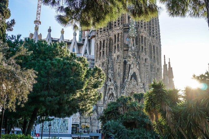 Skip the Line Sagrada Familia and Parc Guell Private Tour
