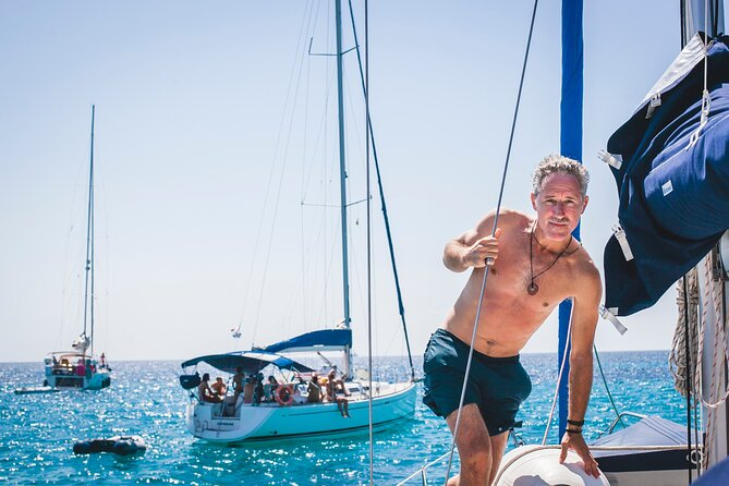 3 Day Private Tour of Ibiza and Formentera in a Sailboat
