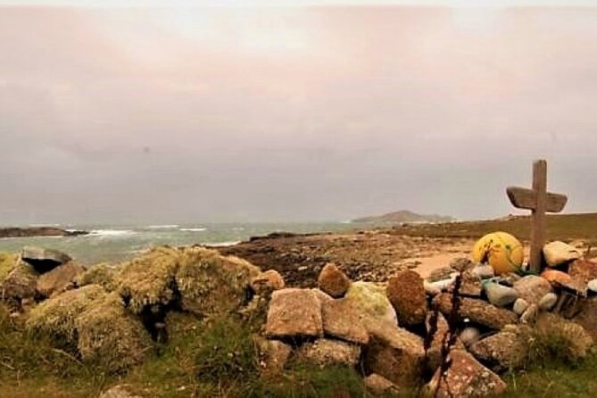 Private Guided Walking Tour of Omey Island in Connemara