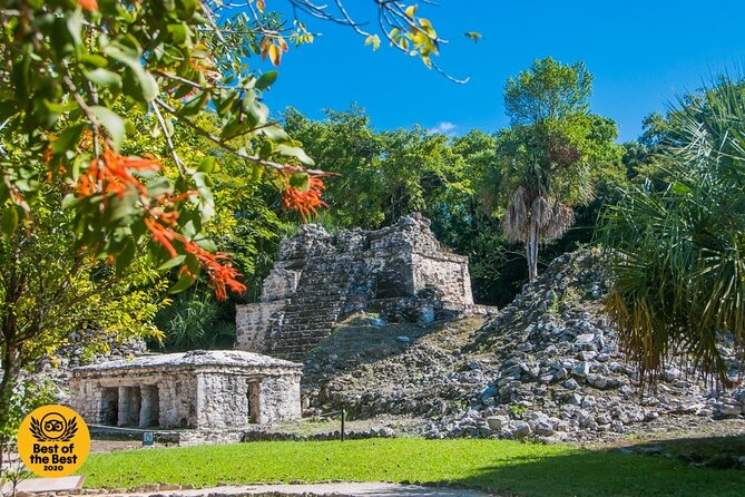 Private - Sian Ka'An and Muyil Archaeological Site Tour from Tulum