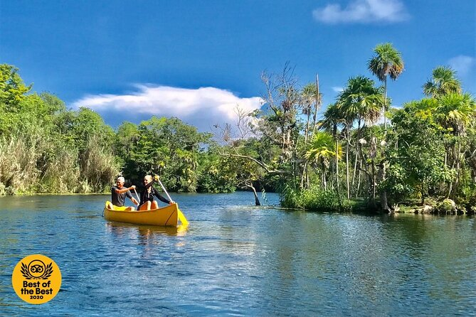 Private - Tulum archaeological site and Jungle Adventure