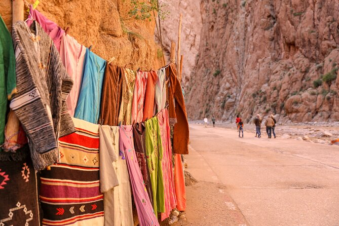 Private 12 Day Tour from Agadir to Marrakech