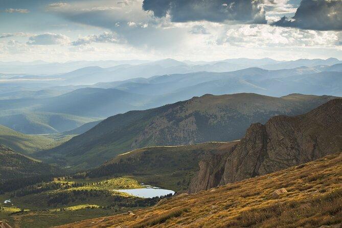 Rocky Mountains Sightseeing Adventure