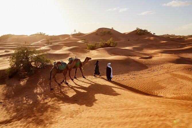 3-Days from Marrakech to Erg Chegaga