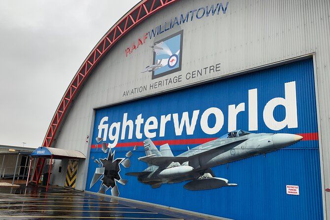 General Admission Fighter World Museum