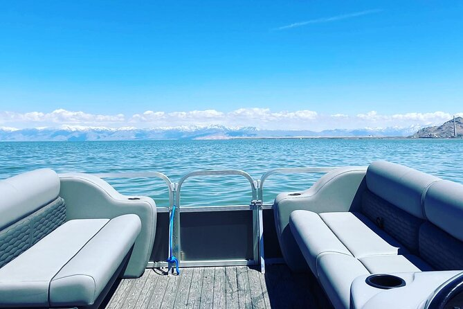 45 Minute Great Salt Lake Boat Tour