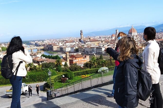 Guided Early Morning Walking Tour of Florence