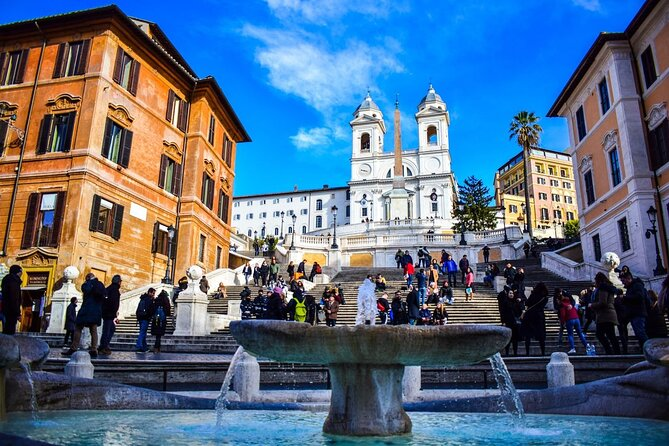 Lonely Planet Experiences: Rome Highlights Small Group or Private Tour