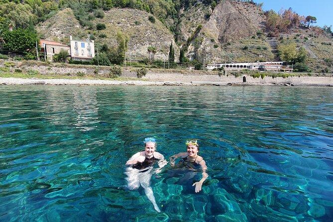 Half-Day on Boat in Taormina