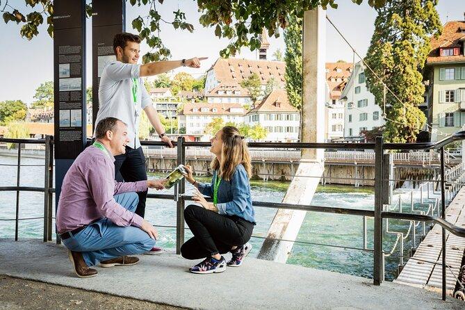 Lucerne Foxtrail Attika Land