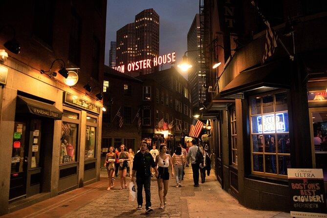 Boston's Historic Taverns Guided Walking Tour plus Boston Harbor Ferry Ride