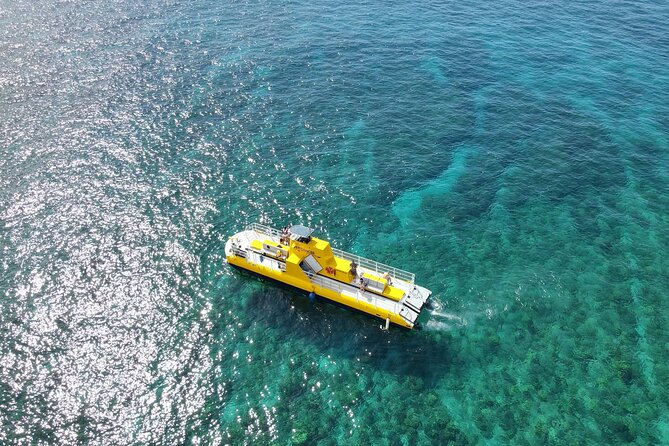 Reefdancer Semi-Sub Boat Cruise with Underwater Views from Lahaina Harbor
