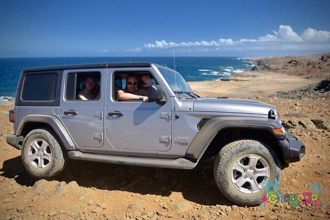 Private Jeep Tour in Aruba