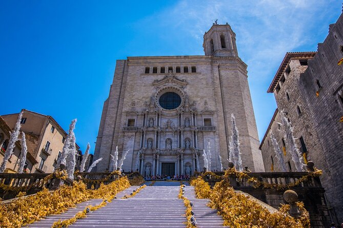 Guided Tour of Girona's Cathedral