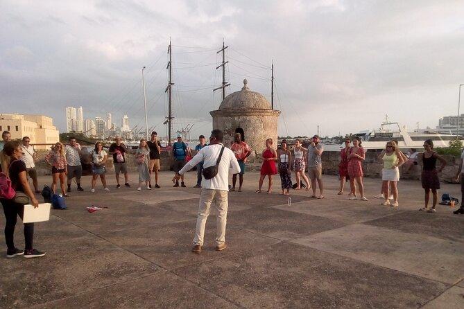 Walk through the Walled City in Cartagena