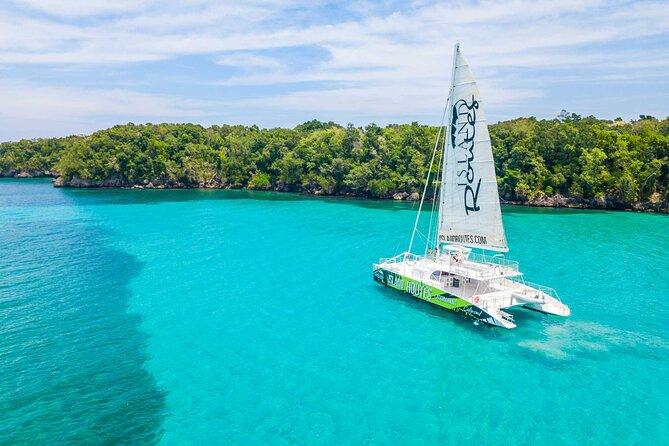 Dunn's River Catamaran Cruise From Ocho Rios