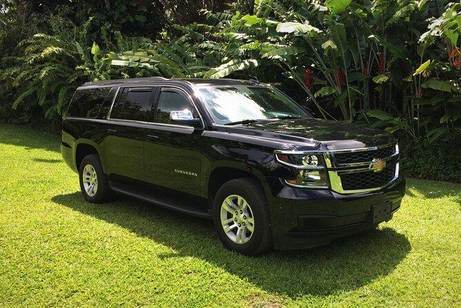 Private SUV Transfer - Lihue Airport to All Kauai Resorts