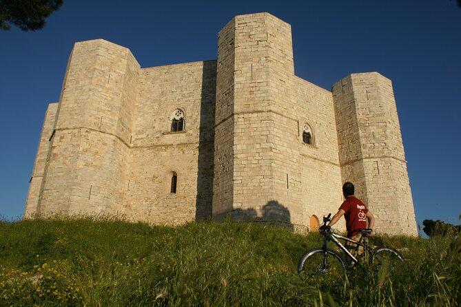 Bike Tour into the nature around Castel del Monte
