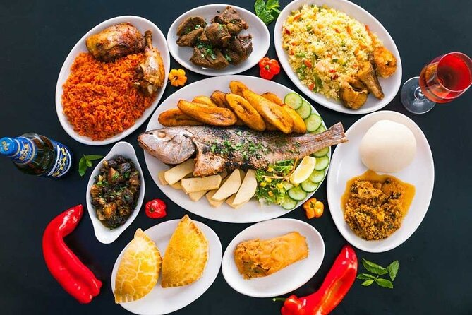 Virtual African Cooking Class Online