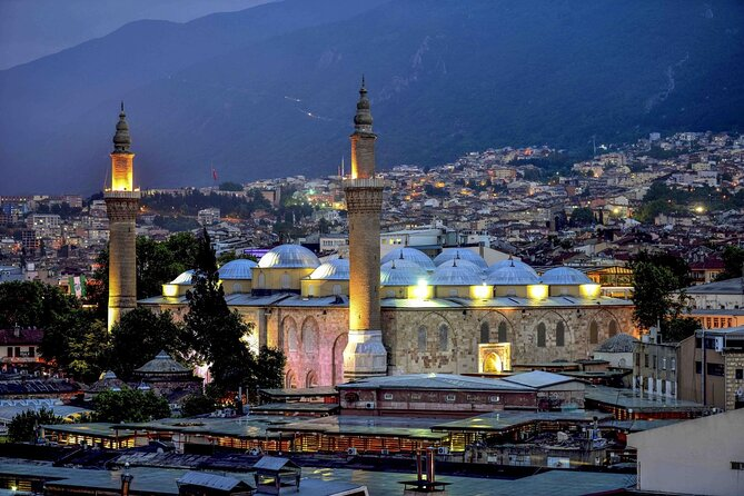 Full-Day Bursa Tour from Istanbul with Lunch and Pickup