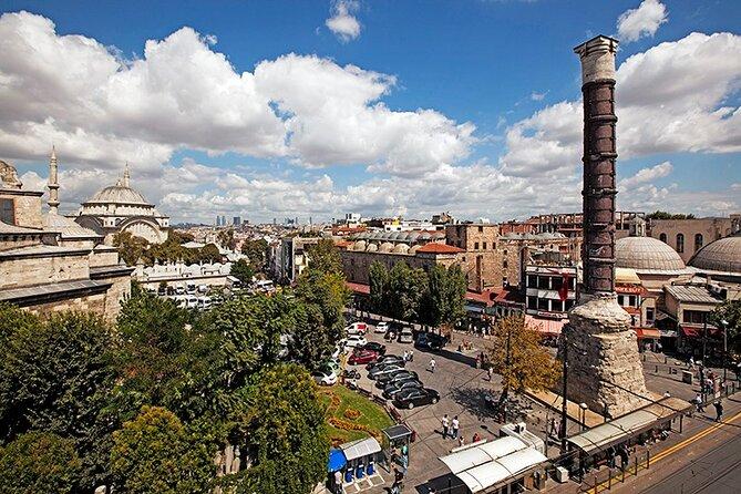 Istanbul Divan Yolu Walking Tour