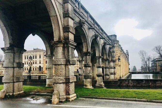 Veneto Villas, Medieval Towns and Grana Padano Production day tour