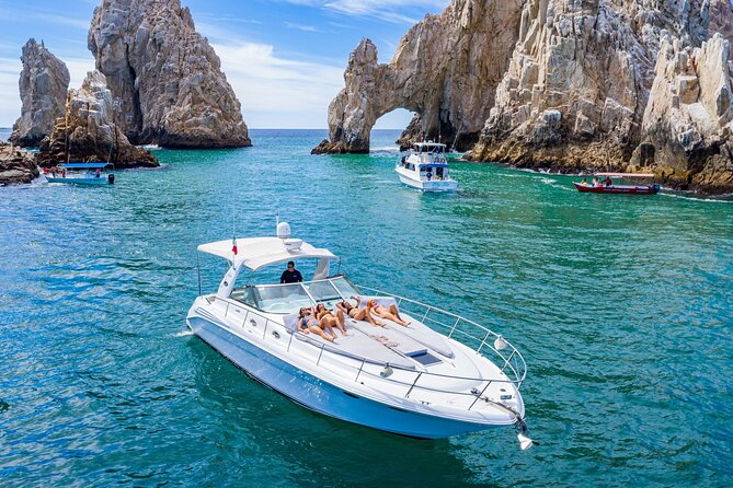 Your Own Private Luxury Yacht Experience in Cabo