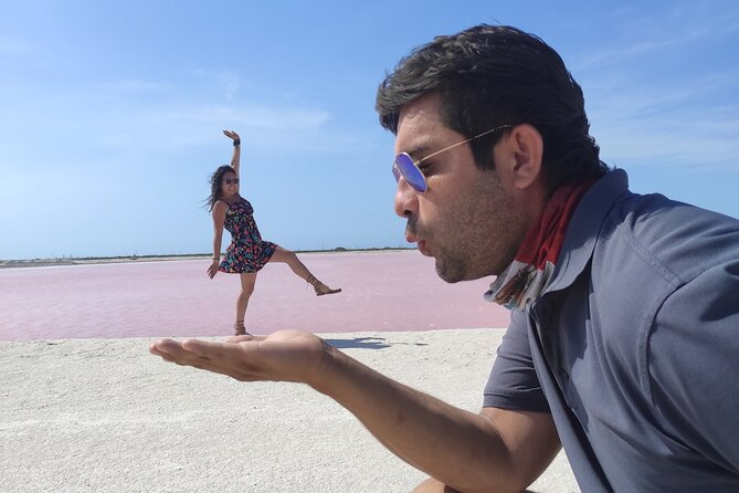 Full Day in Las Coloradas and Rio Lagartos from Holbox Island All Inclusive