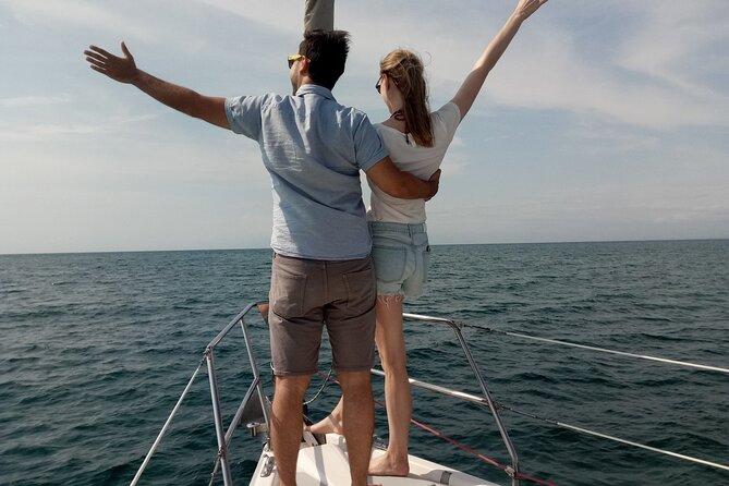 Thessaloniki : Half-Day Sailing Cruise to Shipwreck Bay !