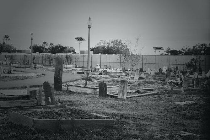 Begraafplaats bustour in New Orleans