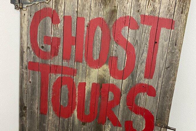 The San Antonio Ghost Walk