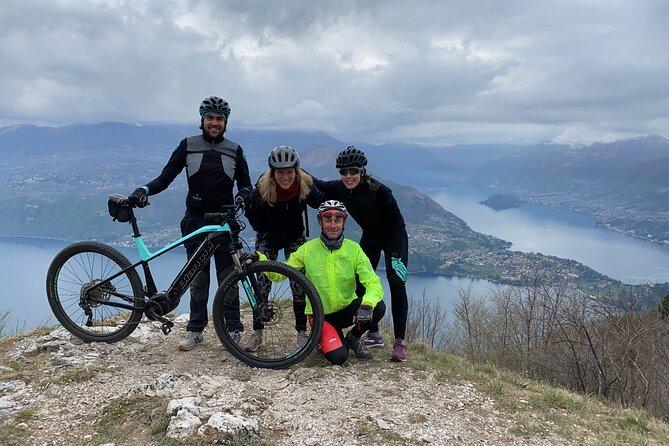 Varenna Scenic Route 65 E-MTB Bike Tour