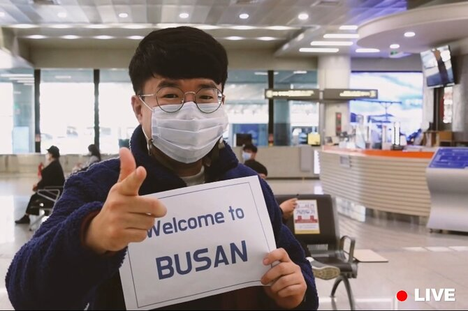 Fun & Informative Busan in Korea Virtual Tour