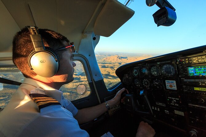 Small-Group Scenic Flight of Alice Springs