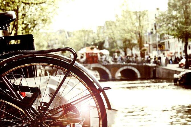 Kultur-Fahrradtour durch Amsterdam: Abseits der Touristenwege