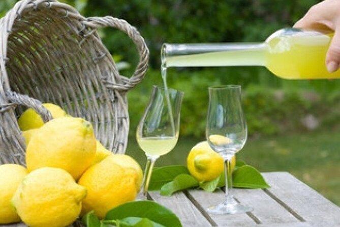 The Liqueurs of the Tradition Amalfi Coast - Limoncello Concerto and more ...