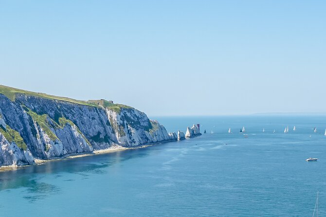ISLE OF WIGHT & PORTSMOUTH - Day Tour from Brighton