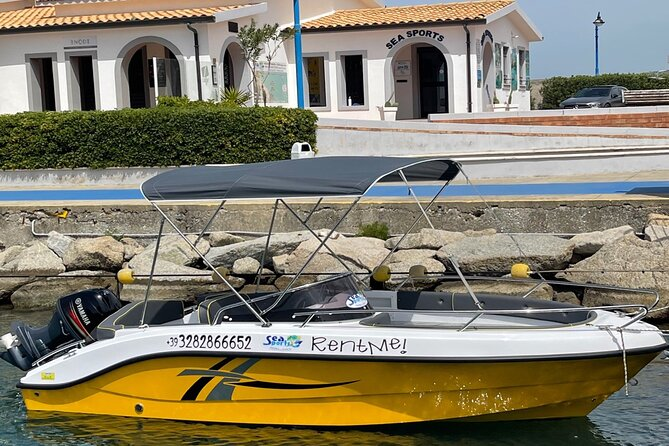 RENT NEW BOAT 2021 for 1/2 day, fantastic experience on the coast in Tropea