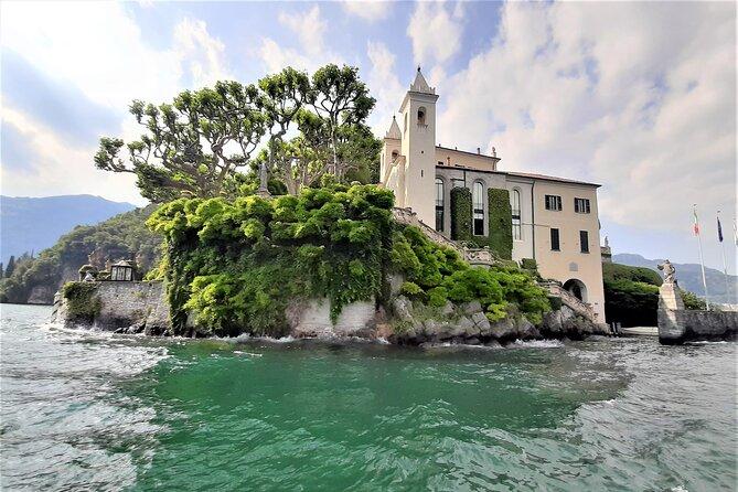 Exclusive Tour Guide and Private Boat in Lake Como
