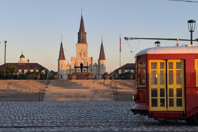 Introduction to the French Quarter Walking Tour