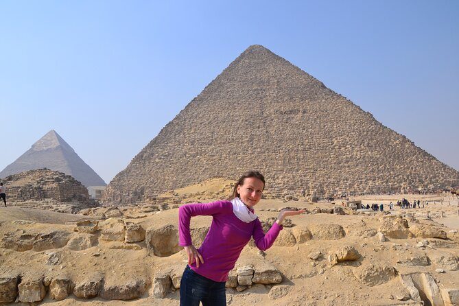 Day tour to Cairo From Hurghada