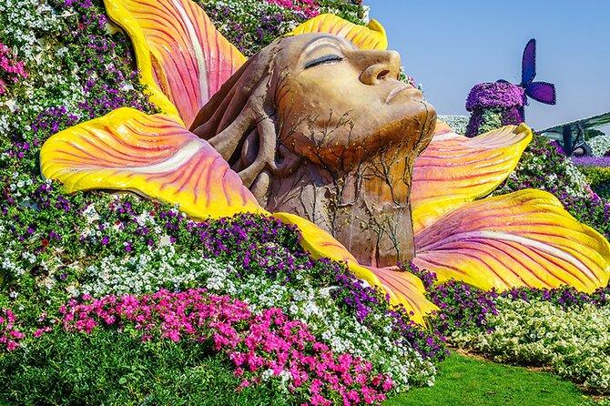 Dubai Miracle Garden Admission ticket ( E-Ticket)