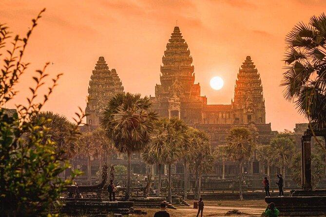 Luxury Sunrise Angkor Tour (VIP Package)