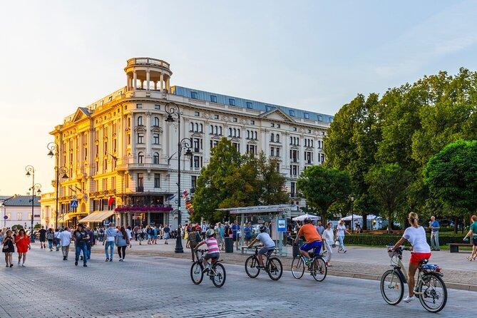 Budget City Tour   Warsaw Royal Route with city guide   10 €