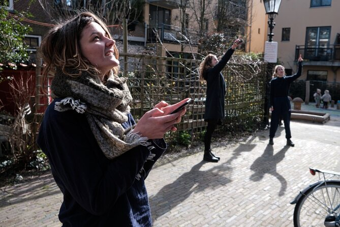 Self-Guided Private Walking Tour Adventure in Amsterdam