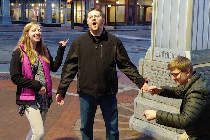 Fun City Scavenger Hunt in Asheville by Zombie Scavengers