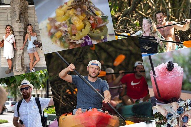 Sarasota Kayak and Food Tour