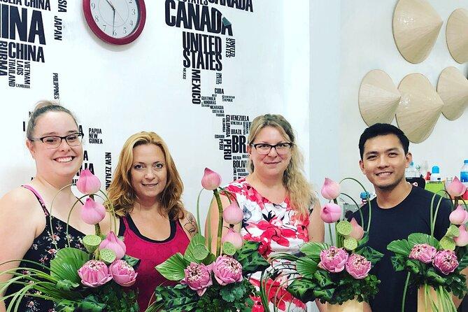 Ho Chi Minh Flower Arrangement Workshop