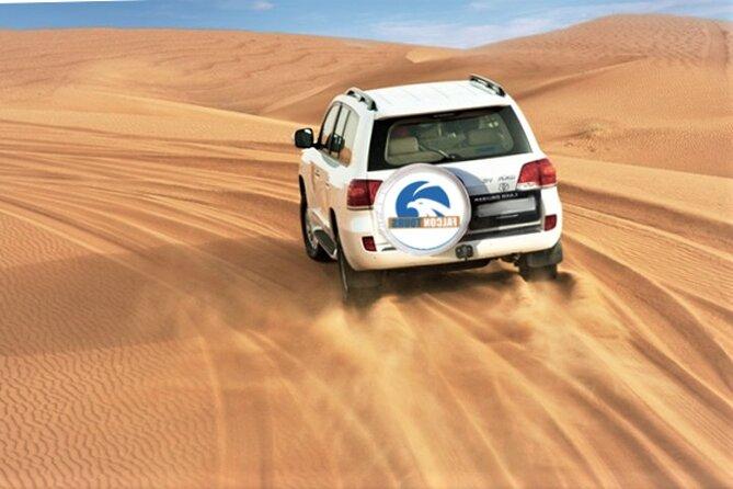 (Private) North & South Qatar North and Half Day Desert Safari Tour