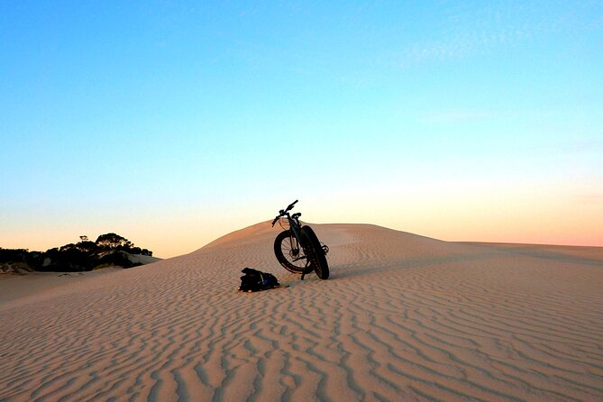 After Hours Electric Fatbike Tour in Kangaroo Island
